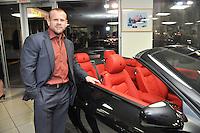 Bulgari Reception at Maserati