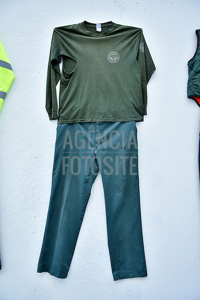Uniform Heron Preston for DSNY<br /> <br /> New York - Ver&atilde;o 2017<br /> <br /> Setembro 2016<br /> <br /> foto: FOTOSITE