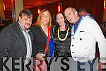 Pictured at Elvis concert at the INEC, Killarney, on Saturday were l-r: Michael Sweeney, Catherine Sweeney, Mary Lacey and Jack Callaghan (all Tralee)..