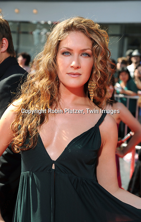 BethAnn Bonner..at The 35th Annual Daytime Entertainment Emmy Awards at The Kodak Theatre on June 20, 2008 in Hollywood California.....Robin Platzer, Twin Images