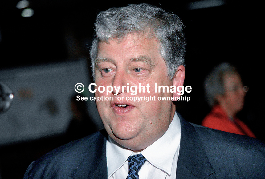 Robert Key, MP, UK, Conservative Party, 199810236.<br />