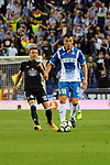 League Santander 2017-2018 - Game: 4.<br /> RCD Espanyol vs Celta: 2-1.<br /> Iago Aspas vs Javi Fuego.