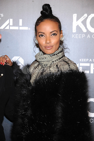 New York, NY- October 30: Selita Ebanks attends Keep a Child Alive's 11Annual Black Ball at Hammerstein Ballroom on October 30, 2014 in New York City. Credit: John Palmer/MediaPunch