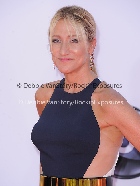 Edie Falco at The 64th Anual Primetime Emmy Awards held at Nokia Theatre L.A. Live in Los Angeles, California on September  23,2012                                                                   Copyright 2012 Hollywood Press Agency