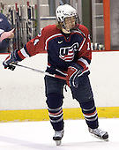 Peter Mueller (Everett Silvertips)  The US Blue team lost to Sweden 3-2 in a shootout as part of the 2005 Summer Hockey Challenge at the National Junior (U-20) Evaluation Camp in the 1980 rink at Lake Placid, NY on Saturday, August 13, 2005.