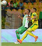 Atlético Nacional venció 1-0 a Leones. Fecha 19 Liga Águila I-2018.