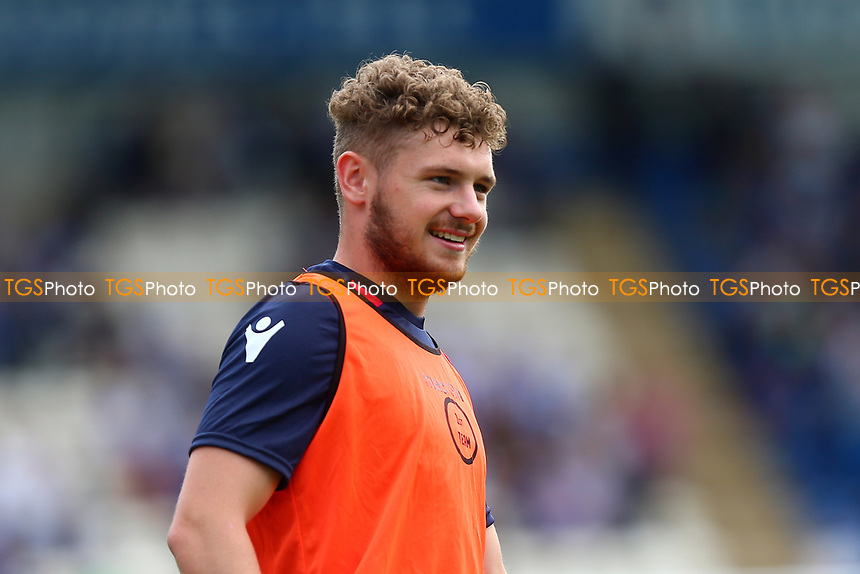 Ben Kennedy of Stevenage during Colchester United vs Stevenage, Sky Bet EFL League 2 Football at the Weston Homes Community Stadium on 12th August 2017