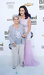 LAS VEGAS, CA - MAY 20: Katy Perry and grandmother arrive at the 2012 Billboard Music Awards at MGM Grand on May 20, 2012 in Las Vegas, Nevada.