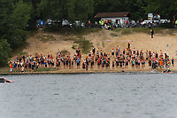 Erste Startergruppe ist bereit - Mörfelden-Walldorf 16.07.2017: 9. MöWathlon