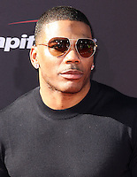 LOS ANGELES, CA - JULY 17: Nelly attends the ESPY Awards 2013 held at Nokia Theatre L.A. Live on July 17, 2013 in Los Angeles, California. (Photo by Celebrity Monitor)