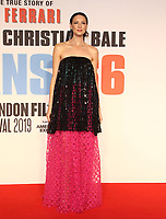 BFI 63rd London Film Festival screening of 'Le Mans 66' at the Odeon Luxe Cinema, Leicester Square, London on October 10th 2019<br /> <br /> Photo by Keith Mayhew