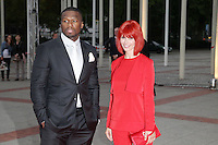 50 Cent aka Curtis James Jackson III and Miss IFA attending the &quot;IFA Opening Gala&quot; at the Palais am Funkturm. Berlin, Germany, 30.08.2012...Credit: Semmer/face to face /NortePhoto.com<br />