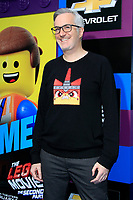 """LOS ANGELES - FEB 2:  Matthew Ashton at """"The Lego Movie 2: The Second Part"""" Premiere at the Village Theater on February 2, 2019 in Westwood, CA"""