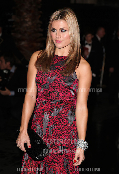 Zoe Hardman arriving for the British Fashion Awards 2012 at the Savoy Hotel, London. 27/11/2012 Picture by: Alexandra Glen / Featureflash
