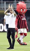 Milano 03-08-2017 Stadio San Siro Giuseppe Meazza - Europa League Milan - Craiova foto Daniele Buffa/Image Sport/Insidefoto<br /> nella foto: Lucas Biglia