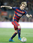 FC Barcelona's Ivan Rakitic during La Liga match. April 2,2016. (ALTERPHOTOS/Acero)
