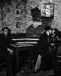 At Charley Brown's pub, Limehouse, 1945