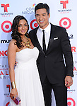 Mario Lopez, Courtney Laine Mazza <br /> <br />  attends The 2013 NCLR ALMA Awards held at the Pasadena Civic Auditorium in Pasadena, California on September 27,2012                                                                               &copy; 2013 DVS / Hollywood Press Agency