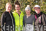 Duagh 10k Run/Walk  : Taking part in the 10k walk/run organised by Duagh Tidy Towns on Saturday in  last in Duagh were Lorraine Doorley, Martina McAuliffe, Breda Finnucane & Miaread Geoghegan.