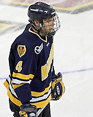 Bryan Schmidt - Boston College defeated Merrimack College 3-0 with Tim Filangieri's first two collegiate goals on November 26, 2005 at Kelley Rink/Conte Forum in Chestnut Hill, MA.