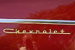 57' Chevrolet logo