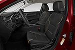 Front seat view of 2020 Chevrolet Impala Premier 4 Door Sedan Front Seat  car photos