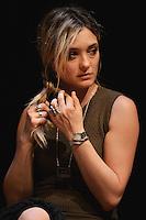 Carolina Crescentini .Firenze 06/04/2013 Teatro del Sale.Rai Screenings 2013 Convegno Rai Cinema.Foto Andrea Staccioli Insidefoto