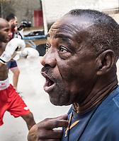 Nardo Mestre Flores, Olympic boxer and coach, La Habana Vieja