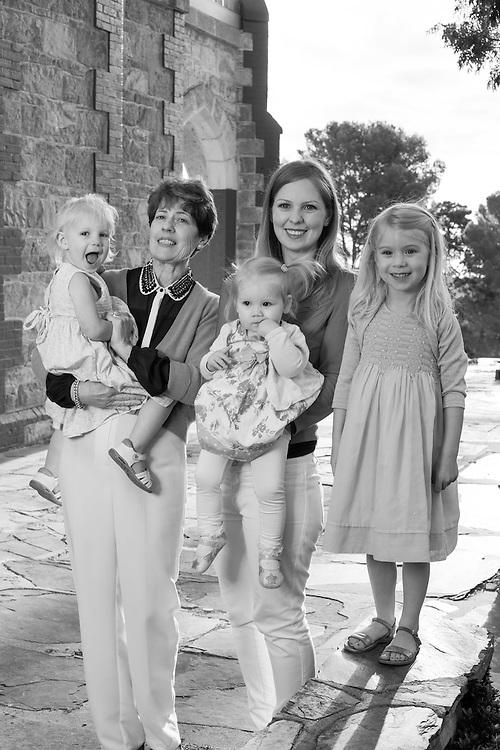 Kirsten Family. Pic:Nick Clayton
