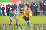 Finuge's Jer Galvin and Listowel's Brian Scanlon.