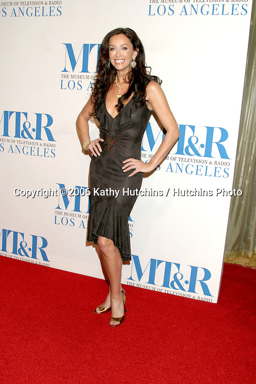 Sofia Milos.Museum of TV & Radio Annual Gala IHO Les Moonves and Jerry Bruckheimer.Regent Beverly Wilshire Hotel.Beverly Hills, CA.October 30, 2006.©2006 Kathy Hutchins / Hutchins Photo....