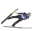 FIS Ski Jumping World Cup - 4 Hills Tournament 2019 in Innsvruck on January 4, 2019;  Clemens Leitner (AUT) in action