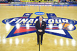 04 APR 2016: Group Photos during the 2016 NCAA Men's Division I Basketball Final Four Semifinal game held at NRG Stadium in Houston, TX.  Brett Wilhelm/NCAA Photos