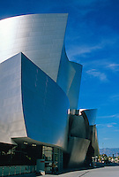 Walt Disney Concert Hall, Los Angeles Californi