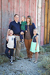 Hill Family Photo Session in Ahwahnee CA<br /> 10.6.2017 by Joelle Leder Photography Studio<br /> Bass Lake CA