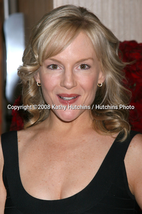 Rachael Harris  arriving at the 2008 Crystal & Lucy Awards at the Beverly Hilton Hotel in Beverly Hills, CA.June 17, 2008.©2008 Kathy Hutchins / Hutchins Photo .