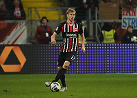 Martin Hinteregger (Eintracht Frankfurt) - 18.12.2019: Eintracht Frankfurt vs. 1. FC Koeln, Commerzbank Arena, 16. Spieltag<br /> DISCLAIMER: DFL regulations prohibit any use of photographs as image sequences and/or quasi-video.