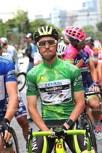 Pujol Munoz Oscar (Ukyo), <br /> JUNE 5, 2016 - Cycling : <br /> the 8th stage  of Tour of Japan 2016 in Tokyo, Japan.  (Photo by AFLO SPORT)