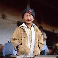 Nepal, walking