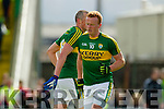 Johnny Buckley Kerry in action against  Cork in the National Football league in Austin Stack Park, Tralee on Sunday.