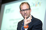 "BRUSSELS - BELGIUM - 24 November 2016 -- European Training Foundation (ETF) Conference on ""GETTING ORGANISED FOR BETTER QUALIFICATIONS"" - Panel discussion: Making QFs work globally. -- Koen Nomden, Team Leader - Skills and qualifications recognition tools - DG Employment  Social Affairs and Inclusion. -- PHOTO: Juha ROININEN / EUP-IMAGES"