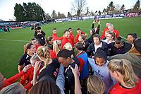 Portland, OR - Sunday, March 24, 2019: Portland Thorns vs Chicago Red Stars Preseason at Merlo Field.