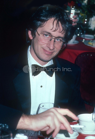 Steven Spielberg 1982<br /> Photo by John Barrett/PHOTOlink.net / MediaPunch