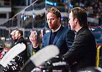 Stockholm 2014-01-08 Ishockey SHL AIK - Lule&aring; HF :  <br />  Lule&aring;s huvudtr&auml;nare head coach Jonas R&ouml;nnqvist gestikulerar<br /> (Foto: Kenta J&ouml;nsson) Nyckelord:  portr&auml;tt portrait tr&auml;nare manager coach