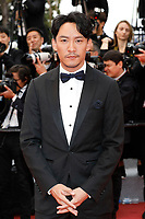 "Chang Chen at the ""Burning"" premiere during the 71st Cannes Film Festival at the Palais des Festivals on May 16, 2018 in Cannes, France. Credit: John Rasimus / Media Punch ***FRANCE, SWEDEN, NORWAY, DENARK, FINLAND, USA, CZECH REPUBLIC, SOUTH AMERICA ONLY***"