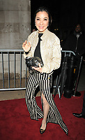 Michelle Yeoh at the Charles Finch & Chanel Pre-BAFTAs Dinner, No. 5 Hertford Street (Loulou's), Hertford Street, London, England, UK, on Saturday 09th February 2019.<br /> CAP/CAN<br /> ©CAN/Capital Pictures