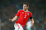 Chris Gunter of Wales during the international friendly match at the Cardiff City Stadium. Photo credit should read: Philip Oldham/Sportimage