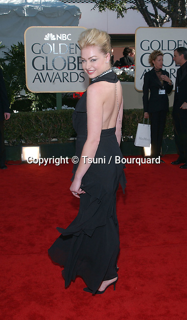 Pontia DiRossi arrives at The 59th Annual Golden Globe Awards held at the Beverly Hilton Hotel in Los Angeles, Ca., Sunday, January 20, 2002. DiRossiPortia01A.JPG