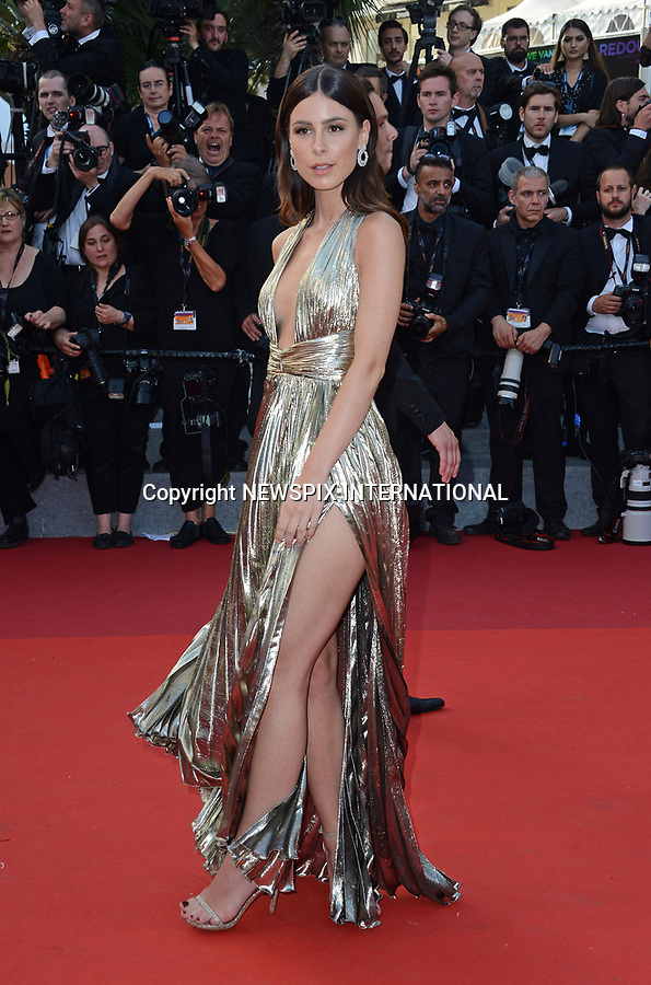 24.05.2017; Cannes, France: LENA MEYER-LANDRUT<br /> attends the screening of &ldquo;The Beguiled&rdquo; at the 70th Cannes Film Festival, Cannes<br /> Mandatory Credit Photo: &copy;NEWSPIX INTERNATIONAL<br /> <br /> IMMEDIATE CONFIRMATION OF USAGE REQUIRED:<br /> Newspix International, 31 Chinnery Hill, Bishop's Stortford, ENGLAND CM23 3PS<br /> Tel:+441279 324672  ; Fax: +441279656877<br /> Mobile:  07775681153<br /> e-mail: info@newspixinternational.co.uk<br /> Usage Implies Acceptance of Our Terms &amp; Conditions<br /> Please refer to usage terms. All Fees Payable To Newspix International