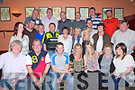 DARTS: A dart tourment was held in Kirby's Bar, Ballyheigue in remembering the late Joe McGrath on Friday night family and fried who played in the tourement............